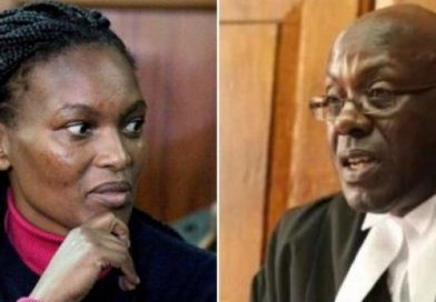 LEAKED: Intimate Text messages Between Sarah Wairimu and Judge Kantai