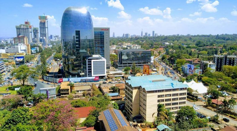 Tallest buildings in Kenya